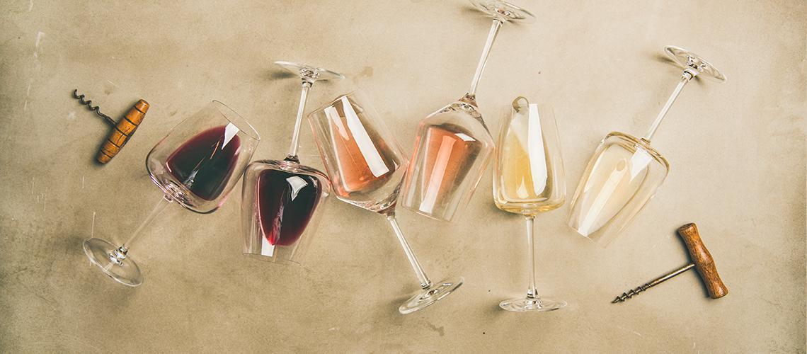 Nuove molecole sul vino
