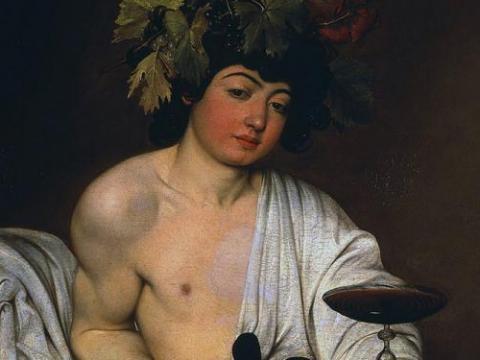 Sai perché…. i quadri di Caravaggio sono sempre contrastati con un bianco molto forte?