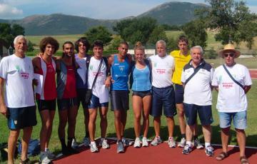 Ori olimpici a Camerino