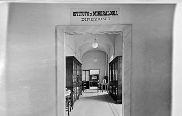 Istituto di Mineralogia 1941